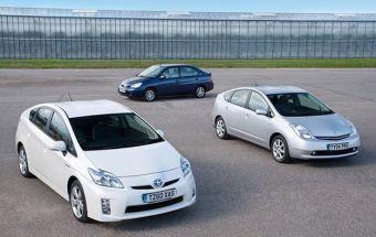 Три поколения Тойота Приус разошлись тиражом более 3 млн экземпляров. И продажи только растут.