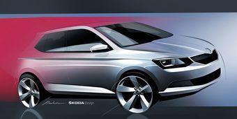 Чешский автопроизводитель пока не торопится раскрывать всю информацию о дизайне и характеристиках новой Fabia.