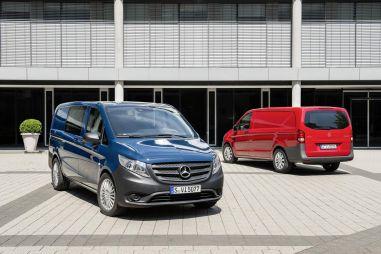 Mercedes-Benz официально представил новое поколение модели Vito
