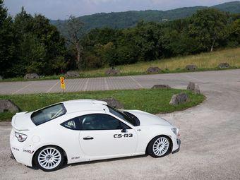 Автомобиль был разработан гоночным подразделением Toyota Motorsport GmbH, расположенным в Германии. Купе соответствует требованиям FIA в классе R3.