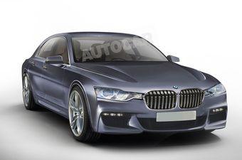 Впервые в истории BMW 7-Series в линейке модели может появиться спортивная модификация M7 или M750i Performance, оснащенная форсированным 4,4-литровым мотором от седана M5, развивающим 600 л.с. мощности.