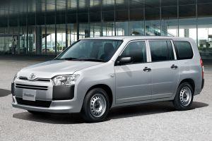 Toyota обновила семейство коммерческих овощевозов Probox/Succeed