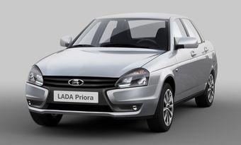 Ожидается, что выпуск модернизированной версии Lada Priora начнется в ближайшие 12 месяцев.