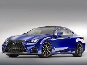 Lexus назвал ориентировочные цены на купе RC 350 и RC F