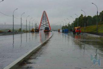 Как подчеркнул на выездном совещании глава города Анатолий Локоть, готовность объекта очень высокая.