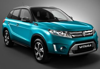 Производитель намерен сделать ставку на дизайн и имидж машины — новая Vitara получит широкий перечень опций для персонализации автомобиля.