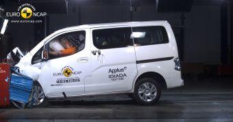 Из пяти протестированных Euro NCAP автомобилей высшей оценки удостоился лишь один.