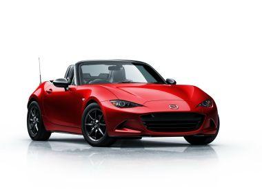 Mazda показала новое поколение MX-5