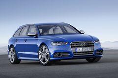 Обновленное семейство Audi A6