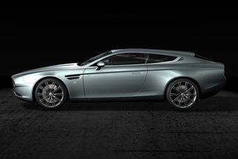 Представители ателье говорят, что эксклюзивный Aston Martin Virage представляет собой современную интерпретацию классических моделей Vantage V8 и Volante эпохи 1980-х.