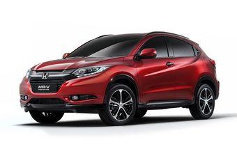 Ожидается, что Хонда предложит европейцам HR-V с 1,5-литровым бензиновым мотором или 1,6-литровым дизелем.