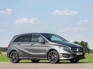 Mercedes-Benz обновил компактвэн B-Class