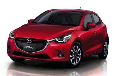 Mazda рассказала подробности о цене и силовых установках нового Demio