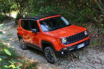 Jeep Renegade определен в сегменте small SUV, и создатели относятся к нему как к «малышу», хотя размером он не особо уступает тому же Cherokee: виной всему простодушная «мордашка» и слегка мультяшная внешность. Целевой аудиторией нового представителя американского семейства руководство компании называет женщин и молодежь.