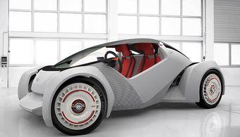 По заявлению разработчиков, Strati (в переводе с итальянского означает «слой») состоит всего из 40 деталей, тогда как современный автомобиль, как правило, включает примерно 20 000 компонентов.
