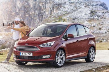 Обновленный компактвэн Ford C-Max представлен официально