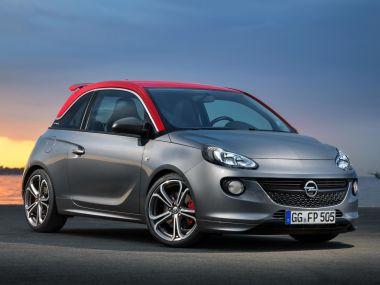 Opel подготовил спортивную версию хэтчбека Adam