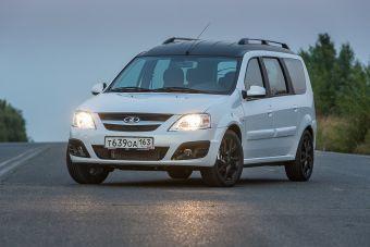 Под капотом модифицированного универсала находится 135-сильный бензиновый двигатель — на 30 л.с. мощнее самой производительной стандартной версии модели.
