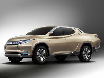По предварительной информации, облик нового L200 будет основан на дизайне концепт-кара GR-HEV, представленного Mitsubishi в Женеве минувшей весной.