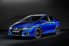 Помимо обновленного дизайна и нового оборудования, у Civic появилась версия Sport.