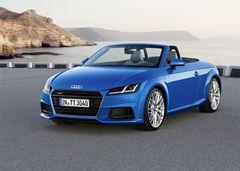 Новость о Audi TT