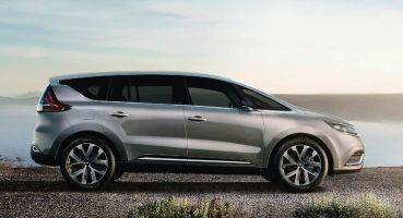 Renault показал новое поколение Espace