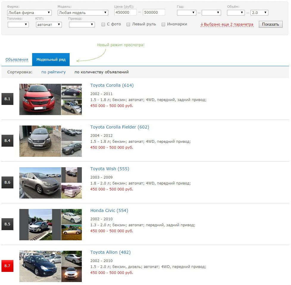 63d3889562d1a Drom.ru запускает новый режим просмотра объявлений — поиск по ...