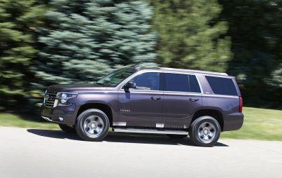 Chevrolet презентовал внедорожные пакеты опций для Tahoe и Suburban
