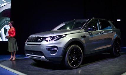 Land Rover Discovery Sport показали в Москве за три дня до парижской премьеры