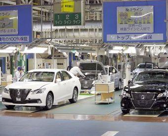 Компании Nissan, Suzuki и Mazda не намерены менять режим работы своих заводов из-за погодных условий.