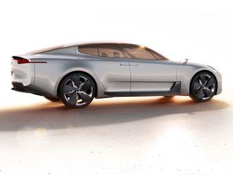 Основными конкурентами Kia GT станут Audi A7 и Porsche Panamera.