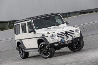 Наряду с грузовиком Unimog внедорожник находится в серийном производстве дольше любой другой модели Mercedes-Benz.