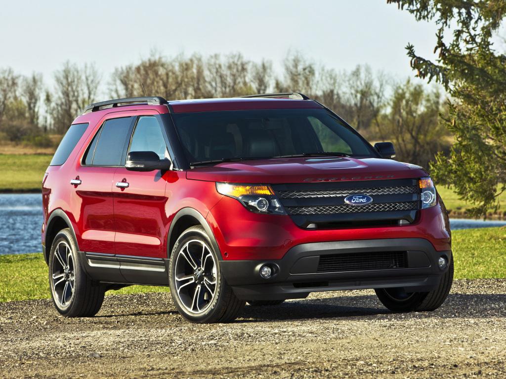 бывает ли ford explorer дизельный