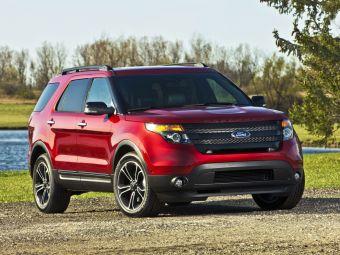 Теперь базовый 3,5-литровый бензиновый V6 Эксплорера развивает 249 л.с. вместо прежних 294 л.с.