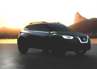 Кроссовер получит 16-клапанный 1,6-литровый бензиновый мотор мощностью 111 л.с. и вариатор.