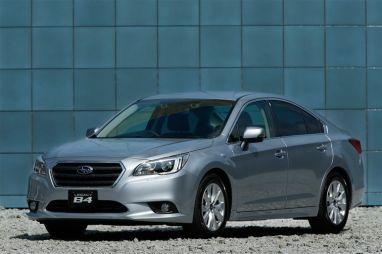 Новое поколение Subaru Legacy Outback и Subaru Legacy B4 представлено в Японии