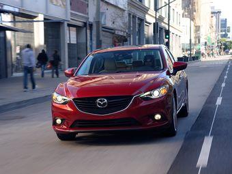 По предварительной информации, новая модель в линейке Mazda6 появится в 2016 году.