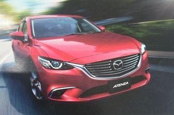 Будут и декоративные доработки — передний бампер обновленной Mazda6 станет максимально похожим на аналогичную деталь концепт-кара Takeri 2011 года.