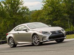 Новость о Lexus RC300h