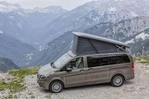 Новый Mercedes-Benz Vito: 1 190 000 рублей за фургон и 1 400 000 рублей за минивэн