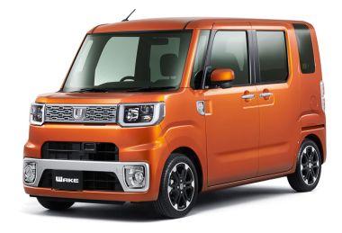 Daihatsu начинает продажи в Японии новой модели Wake