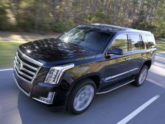 Цены на новый Cadillac Escalade в России начнутся с 3,5 млн рублей 27