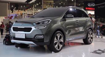 Новинка делит платформу с показанным ранее Hyundai ix25 и, возможно, в первую очередь предназначена для китайских покупателей.