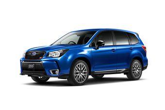 Новинка построена на базе серийного Forester 2.0 XT, дополненного большим количеством оборудования от подразделения Subaru Tecnica International (STI).