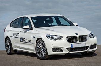 Компания представила рабочий образец Power eDrive на шасси хэтчбека BMW 5-Series GT. Суммарная отдача системы составляет около 670 л.с. мощности и 1016 Нм.