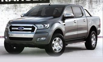Автомобиль получил усовершенствованную внешность в духе недавно представленного внедорожника Everest.