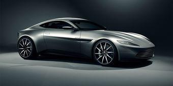 Выход DB10 совпадает по времени с 50-летием юбилеем «сотрудничества» Бонда с Aston Martin — впервые суперагент оказался за рулем спорткара DB5 в фильме «Голдфингер» 1964 года.