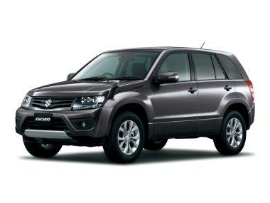 Suzuki прекратила выпуск внедорожника Escudo и седана Kizashi в Японии