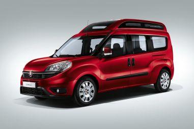 Fiat обновил пассажирский фургон Doblo