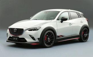 Mazda подготовила семь автомобилей с заводским тюнингом для премьеры в Токио